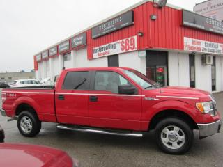 Used 2009 Ford F-150 XLT 11,995+HST+LIC FEE / CERTIFIED / CLEAN CARFAX for sale in North York, ON