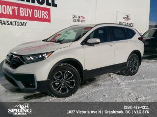 New 2020 Honda CR-V EX-L for sale in Cranbrook, BC
