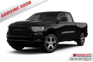 New 2020 RAM 1500 Sport   4x4   Crew Cab   5.7 Box for sale in Saskatoon, SK
