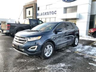 Used 2017 Ford Edge AWD SEL-One Owner-Leather-Roof-Navigation for sale in Orangeville, ON