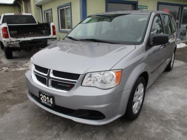 2014 Dodge Grand Caravan FAMILY MOVING SE EDITION 7 PASSENGER 3.6L - V6.. ECON-BOOST.. CD/AUX INPUT.. REAR STOW-N-GO SEATING.. KEYLESS ENTRY..