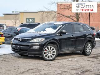 Used 2008 Mazda CX-9 GT - 7 PASS|LEATHER|SUNROOF|ALLOY WHEELS for sale in Ancaster, ON