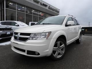 Used 2010 Dodge Journey SXT UCCONECT/ALUMINUM WHEELS/REMOTE START for sale in Concord, ON