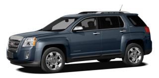 Used 2011 GMC Terrain SLE-2 for sale in Calgary, AB