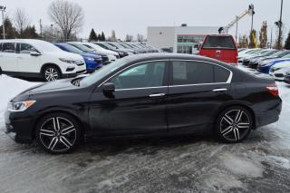 Used 2016 Honda Accord Sport ***un propriétaire*** for sale in Longueuil, QC