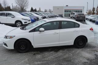 Used 2015 Honda Civic EX ** 8 pneus inclus ** for sale in Longueuil, QC