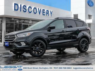 Used 2017 Ford Escape SE for sale in Burlington, ON
