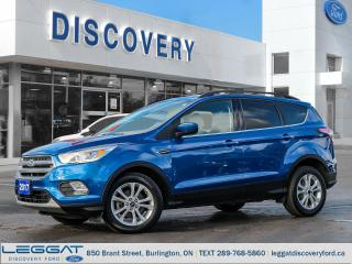 Used 2017 Ford Escape SE for sale in Burlington, ON