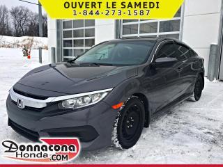 Used 2016 Honda Civic EX *GARANTIE GLOBALE 2021* for sale in Donnacona, QC