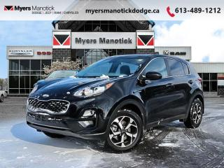 Used 2020 Kia Sportage LX ANNIVERSARY  - Apple CarPlay for sale in Ottawa, ON