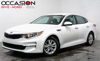 Used 2018 Kia Optima LX MAGS+SIEGES.CHAUFFANTS+BLUETOOTH for sale in Boisbriand, QC