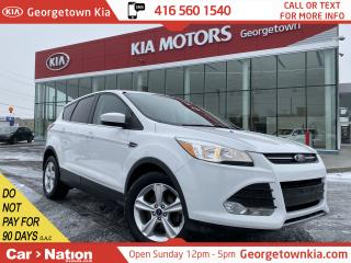Used 2015 Ford Escape SE | BACK UP CAM | HEATED SEATS | BLUETOOTH | for sale in Georgetown, ON