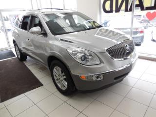 Used 2008 Buick Enclave CX AUTO TRACTION INTÉGRALE MAGS A/C 7 PL for sale in Dorval, QC
