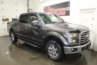 Used 2017 Ford F-150 Xlt crew-cab avec 62 500km for sale in Lévis, QC