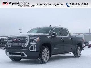 New 2020 GMC Sierra 1500 Denali  - Sunroof - Diesel Engine for sale in Orleans, ON