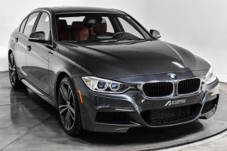 Used 2015 BMW 3 Series 335I AWD M SPORT PACK CUIR TOIT NAV for sale in St-Hubert, QC