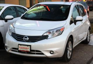 Used 2014 Nissan Versa Note 1.6 SL Navi | 360 Back-Up Camera | Heated Seats for sale in Waterloo, ON