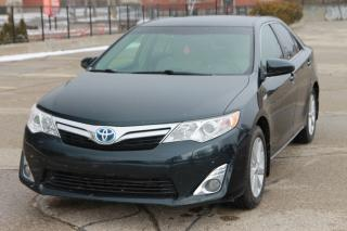 Used 2012 Toyota Camry HYBRID XLE NO Accidents | Heated Seats | CERTIFIED for sale in Waterloo, ON