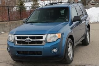Used 2010 Ford Escape XLT Automatic 4x4 | V6 | BRAND NEW Brakes | CERTIFIED for sale in Waterloo, ON