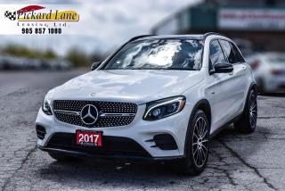 Used 2017 Mercedes-Benz AMG GLC 43 AMG||GLC43||NAVIGATION||REVERSE CAMERA||MOON ROOF|| CERTIFIED!! for sale in Bolton, ON