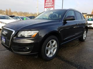Used 2012 Audi Q5 2.0T Premium BLUE TOOTH !! SUNROOF !!  LEATHER !!  AWD for sale in Cambridge, ON