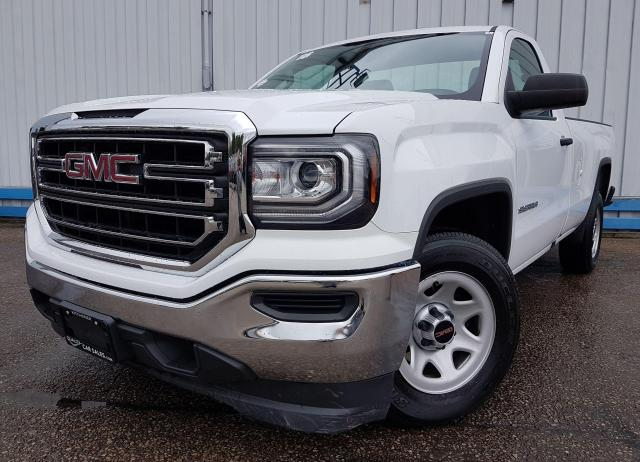 2018 GMC Sierra 1500 Long Box
