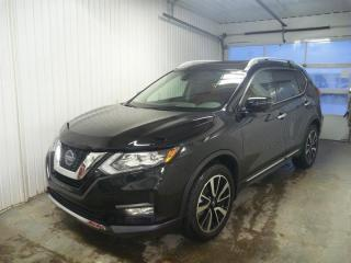 Used 2019 Nissan Rogue PLATINE RÉSERVE AWD for sale in St-Félicien, QC