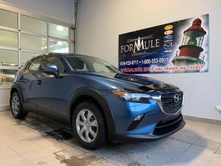 Used 2019 Mazda CX-3 GS for sale in Rimouski, QC