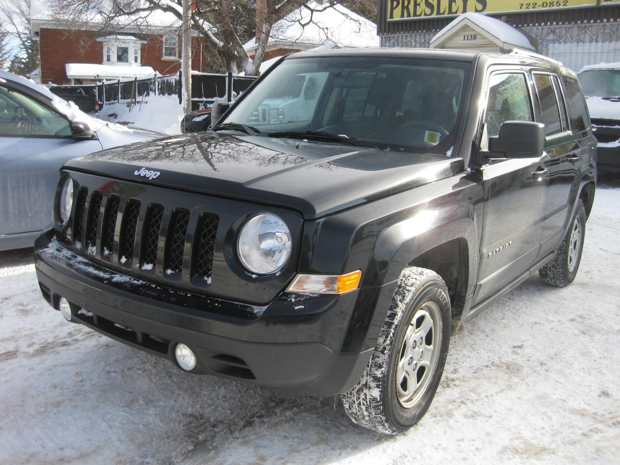 2014 Jeep Patriot North 2.4L4cyl 4x4 AC Auto