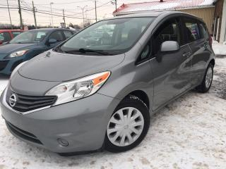 Used 2014 Nissan Versa Note 1.6 SV à hayon 5 portes BA for sale in Terrebonne, QC