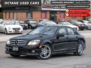 Used 2010 Mercedes-Benz C-Class C 300 Certified! for sale in Scarborough, ON