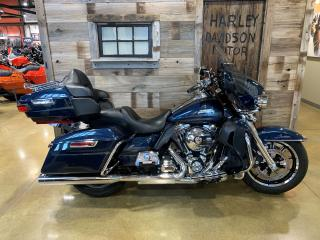 Used 2016 Harley-Davidson FLHTK Electra Glide Ultra Limited for sale in Cambridge, ON