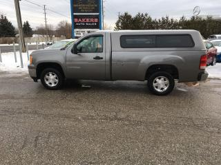 Used 2007 GMC Sierra 1500 WT for sale in Newmarket, ON