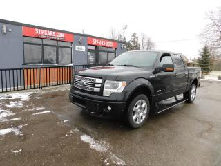Used 2014 Ford F-150 Limited|NAVI|SUNROOF|LEATHER|FULLY LOADED for sale in St. Thomas, ON