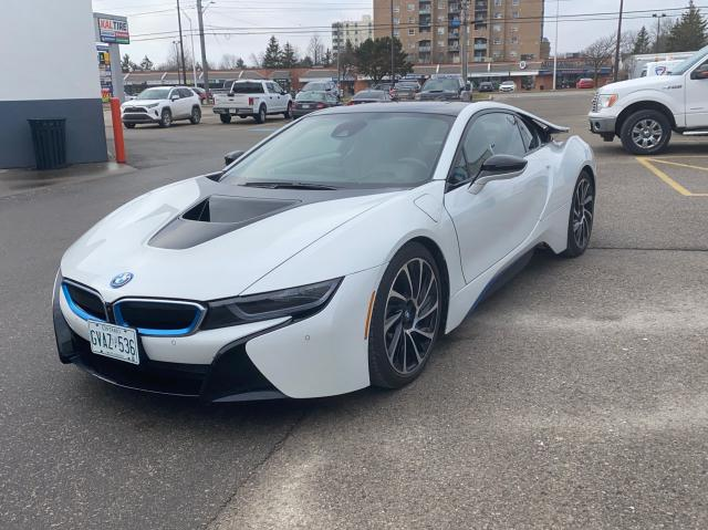 2014 BMW i8 Edrive