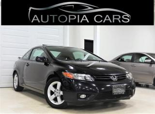 Used 2006 Honda Civic Cpe 2dr EX Manual for sale in North York, ON