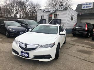 Used 2015 Acura TLX 4dr Sdn SH-AWD V6 Tech for sale in Brampton, ON