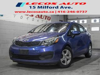 Used 2014 Kia Rio LX for sale in North York, ON
