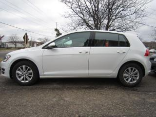 Used 2015 Volkswagen Golf Low KM for sale in Mississauga, ON
