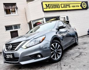 Used 2016 Nissan Altima 2.5 | SL TECH | FULLY LOADED | CLEAN CAR for sale in St. Catharines, ON