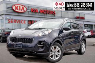 Used 2017 Kia Sportage LX AWD | BACKUP CAM | CRUISE | ALLOY RIMS for sale in Etobicoke, ON