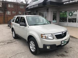 Used 2009 Mazda Tribute GX I4 for sale in Mississauga, ON