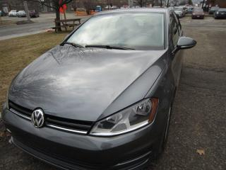 Used 2015 Volkswagen Golf TRENDLINE for sale in Mississauga, ON