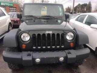 Used 2010 Jeep Wrangler SPORT for sale in Scarborough, ON