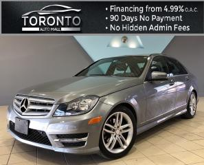 Used 2012 Mercedes-Benz C-Class C250 Sport Sedan 4-MATIC for sale in North York, ON