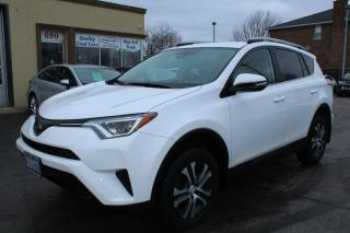Used 2017 Toyota RAV4 LE AWD for sale in Brampton, ON