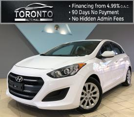 Used 2016 Hyundai Elantra GT A/T 5dr HB Man GL Heated Seats FWD 6-Speed No Accident for sale in North York, ON