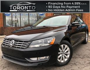 Used 2012 Volkswagen Passat 2.0L TDI SE MT 4dr Sdn 2.0 TDI DSG Trendline   DIESEL One Owner for sale in North York, ON