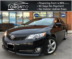 Used 2013 Toyota Camry SE Back Up Camera, Navigation Bluetooth Leather for sale in North York, ON