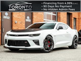 Used 2018 Chevrolet Camaro 2SS Coupe 1LE - 1 of 10 -  Track Pack - Brembo Brakes -Bose for sale in North York, ON